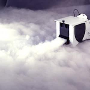 Alquiler de máquinas de humo
