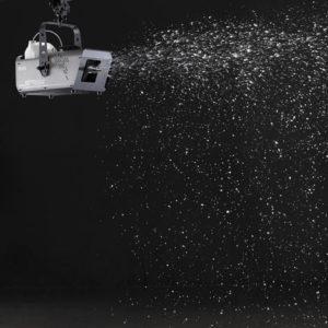Alquiler de Máquinas de nieve artificial